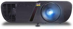 ViewSonic PJD5155 SVGA 800*600 3D Portable DLP Projector 3200-Lumens w/Remote