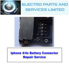 Iphone 4 4S Battery Connector Replacement Repair Service