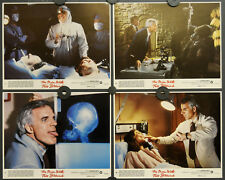 THE MAN WITH TWO BRAINS 1983 ORIG 8X10 MINT LOBBY CARD SET STEVE MARTIN