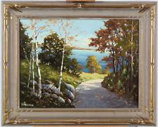 William Gardner Blackwood (b1892) Scottish/Canadian Listed Vintage Oil Landscape