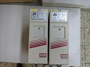 KEB 07.F4.C3D-3420 1,8 KVA funktionsfähig