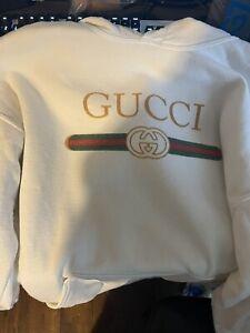 gucci hoodie Large Used