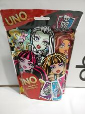 UNO Cards MONSTER HIGH UNO CARD GAME