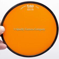 "Kodak 5.5"" (14cm) Safelight Filter Series 00 (LIGHT YELLOW) Flashing Halftones"