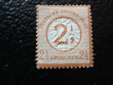 ALLEMAGNE - timbre -Yvert et Tellier n° 28 n* (A1) stamp germany
