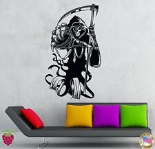 Wall Stickers Vinyl Decal Death Gothic Scary Creepy Horror Decor  (z2147)