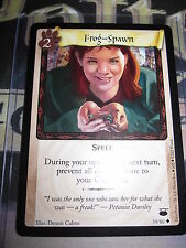 HARRY POTTER TCG GAME CARD DIAGON ALLEY FROG-SPAWN 39/ 80 UNCO ENGLISH MINT NEUF