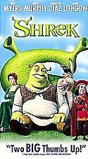 Shrek [VHS]