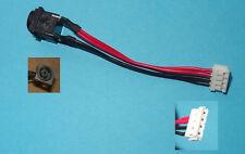 DC Power hembra sony vaio vgn-a671b vgn-a517m vgn-a115b vgn-a215m, cable de red