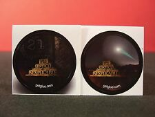 Set of Two Mistico Inexplicable Collectible New Get Glue Stickers