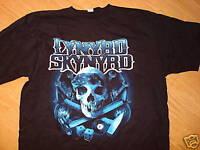LYNYRD SKYNYRD 8 BALL rebel hardto find SWEET HOME  VINTAGE  shirt Sz large