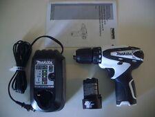 New Makita 12V Lithium Ion Cordless Drill Driver - Complete Set