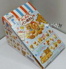Miniatures San-X Rilakkuma  Bread Box Set - Re-ment