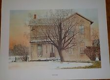 This Old House, Limited Edition by Marge Brandt, 14x21, signed & numbered