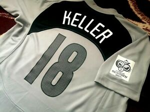 Jersey US Kasey Keller nike USA 2005 player issue (2XL) USMNT vintage goalkeeper