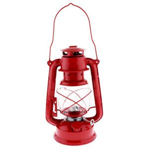 Oil Lantern Kerosene Hurricane Lamp Paraffin Light Storm Camping Lamp Outdoor