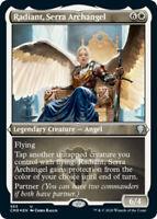 MTG Japanese Radiant Archangel Urza/'s Legacy LP