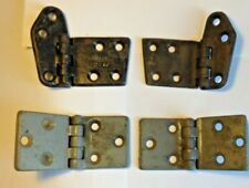 ROVER P5/P5B COUPE SET OF REAR DOOR HINGES NEW NOS 350969 350970 351998