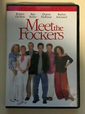 Meet The Fockers DVD Like New condition Robert DeNiro, Ben Stiller, Barbara Stre