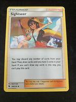 Pokemon 4x Sightseer 189/214 Uncommon Lost Thunder Near Mint