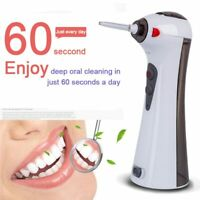 Rechargeable Portable Cordless Dental Oral Irrigator Water Jet Teeth Tooth Floss