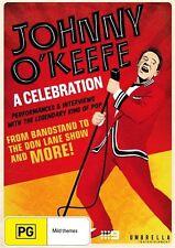 Johnny O'Keefe - A CELEBRATION  (DVD, 2015) BRAND NEW AND DEALED