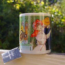 Chaleur Master Romantics Coffee Mug Renoir D. Burrows Le Bal a Bougival with Tag