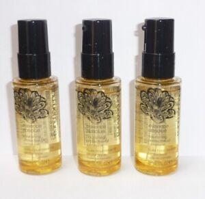 Shu Uemura Essence Absolue Nourishing Protective hair oil  3 x 30ml