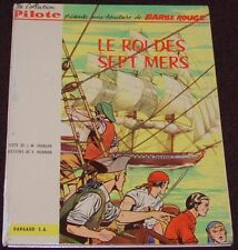 BARBE ROUGE -2- / Le Roi des sept mers / EO 1962 / BE+