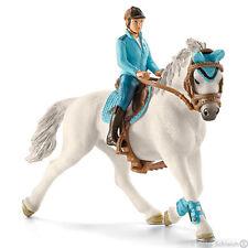 NEW SCHLEICH 42111 Tournament Horse & Rider - Equine Riding Set