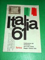 Cartolina Torino - Esposizione Italia 61 - Centenario dell' Unità d' Italia