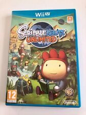 Scribblenauts Unlimited Wiiu / Pal España