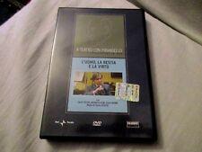 DVD L'UOMO LA BESTIA E LA VIRTU' A TEATRO CON PIRANDELLO CARLO CECCHI