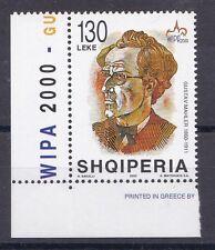 Albania 2000 esposizione filatelica di Vienna 2760 Mnh