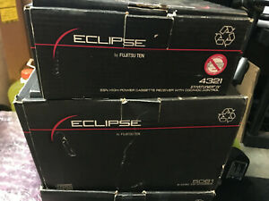 Eclipse combo 4321 Cass/cd changer controller/5061 6 disc cd changer