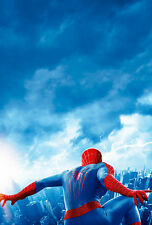 The Amazing Spider Man 2 VII A1 High Quality Canvas Art Print