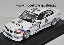 BMW E36 Coupe M3 1994 DTT Sabine SCHMITZ 1:43 Minichamps