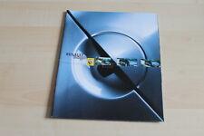 80522) Renault Twingo Prospekt 07/2002