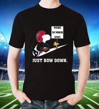 Nfl Team Football Peanuts Snoopy Joe Cool Shirt Houston Texans T shirt Unisex