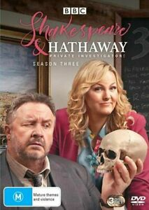 Shakespeare and Hathaway - Private Investigators - Series 3 : NEW DVD