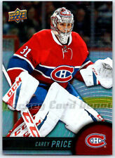 2017-18 TIM HORTONS UPPER DECK NHL HOCKEY CARD # 31 CAREY PRICE Mint Canadiens