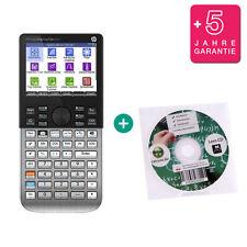 HP Prime Taschenrechner Grafikrechner + Lern-CD und Garantie