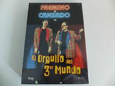 FAEMINO Y CANSADO: EL ORGULLO DEL TERCER MUNDO.3 DVD´s. NUEVO / PRECINTADO.