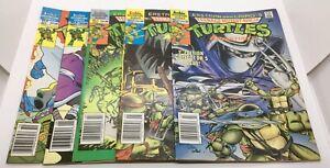 Lot Of 5 (1-5) 1989 TMNT Comics NM
