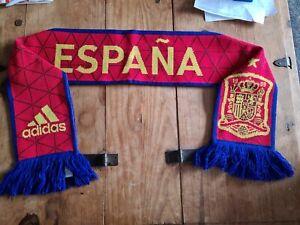 Adidas FEF Spain Home Football Scarf - Class