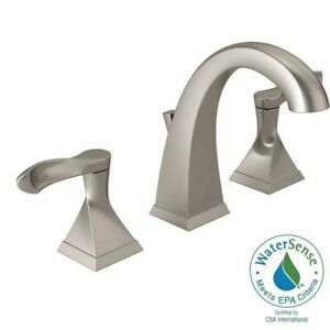 Delta Everly Faucet 35741-SP-DST Brushed Nickel Finish