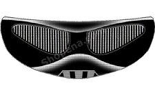Darth Vader Helmet Visor Sticker Star Wars Motorcycle Shield Decal Tint Eyes +