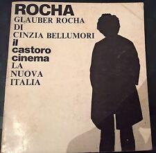 GLAUBER ROCHA di C. BELLUMORI - IL CASTORO CINEMA 13 - GENNAIO 1975 NUOVA ITALIA