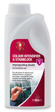 LTP Colour Intensifier & Stain Block 1 Litre Tile & Stone Sealer & Enhancer