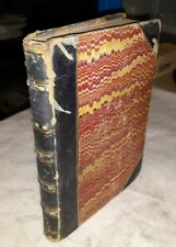 Five Old Friends By Miss Thackery 1875 Leipzig Tauchnitz Victorian Book